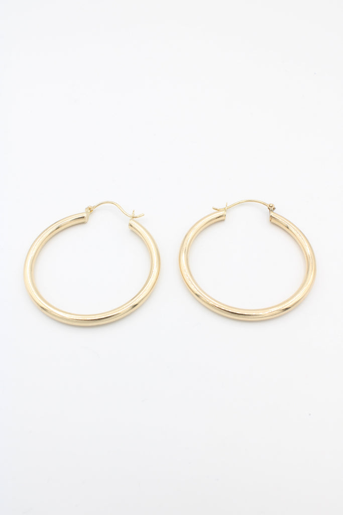 *NEW* 14k Woman's Hoops  JTJ™ - Javierthejewelernyc