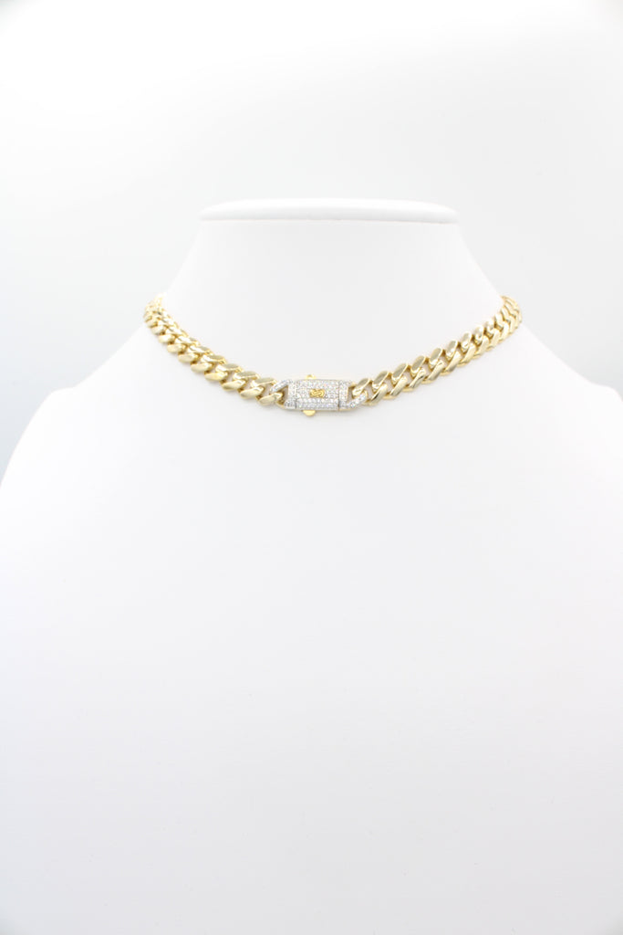 *NEW* 14K Hollow Choker For Kids & Girl JTJ™ - Javierthejewelernyc