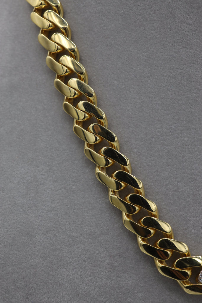 14k Mónaco Chain  For Man JTJ™ - - Javierthejewelernyc