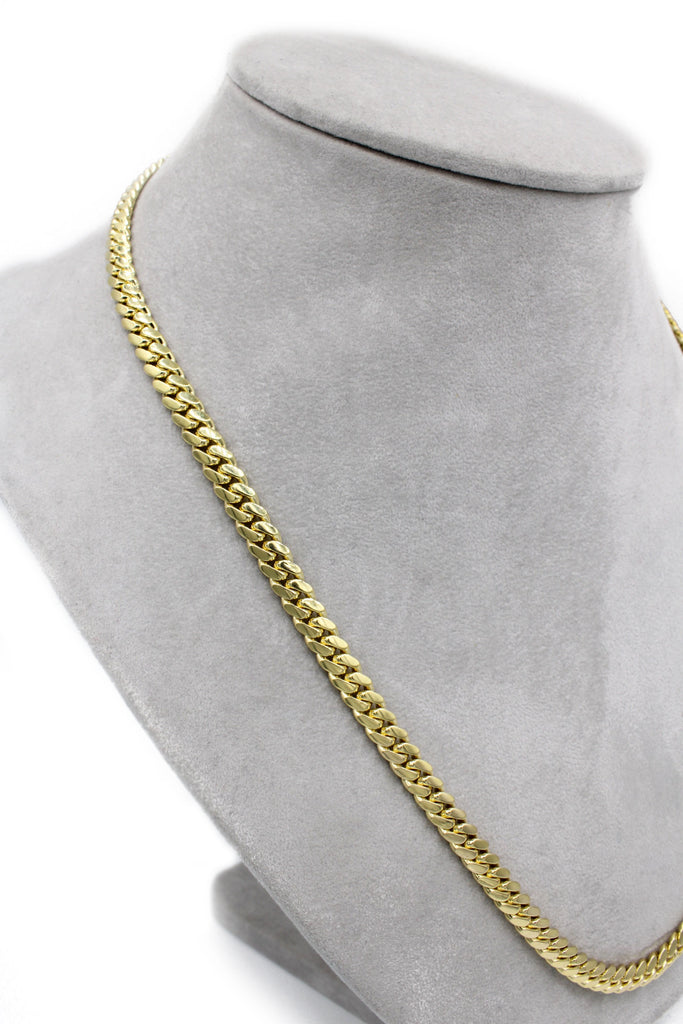 *NEW* 14k Solid Cuban Chain JTJ™ - Javierthejewelernyc