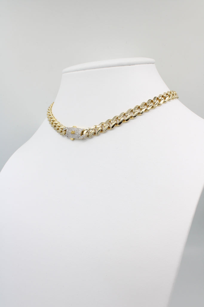 14K Hollow Choker For Kids & Girls JTJ™ - Javierthejewelernyc
