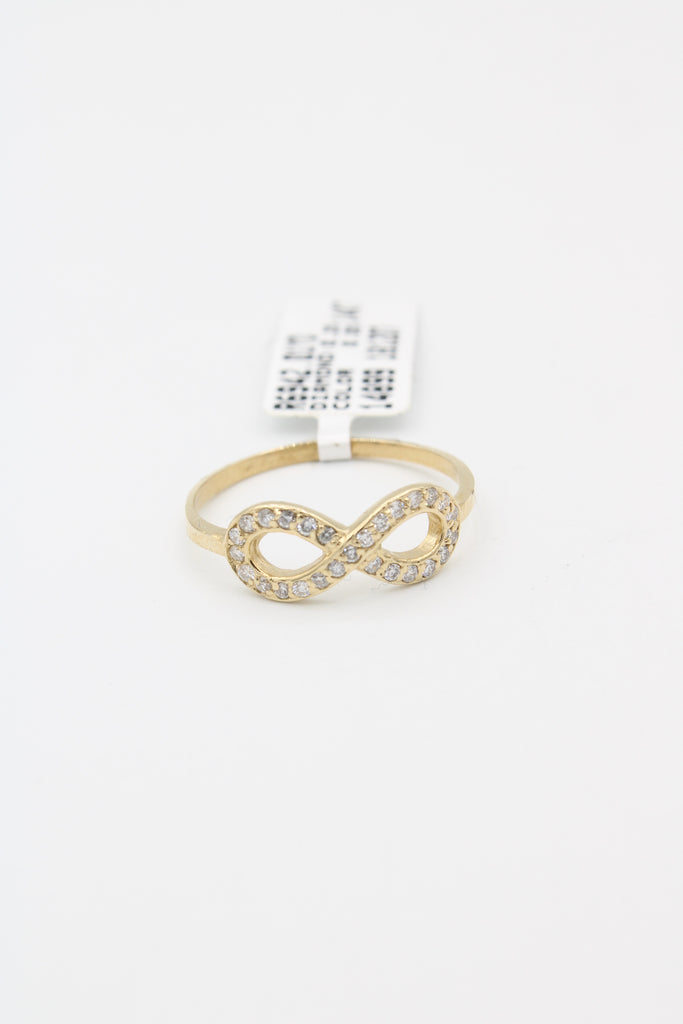 14K Diamonds Infinity Ring JTJ™ - - Javierthejewelernyc