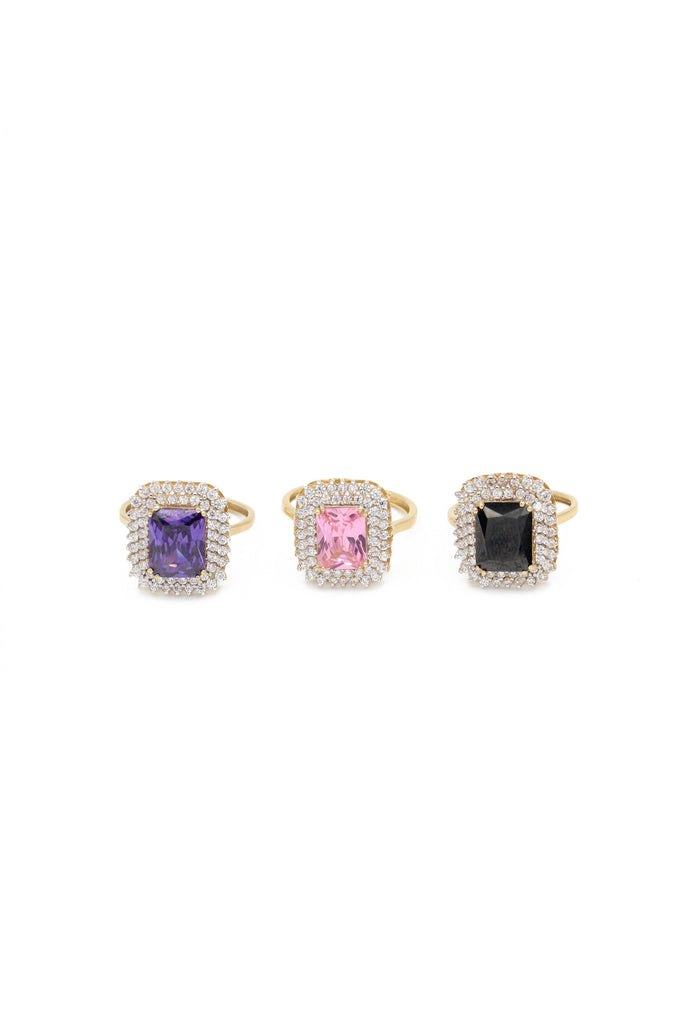 14K Woman's Ring (Purple) JTJ™ - - Javierthejewelernyc