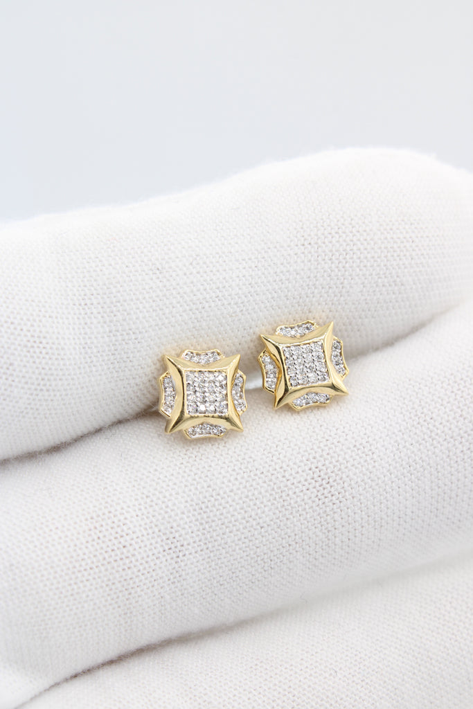 14K (VVS) Diamonds Earrings JTJ™ - Javierthejewelernyc