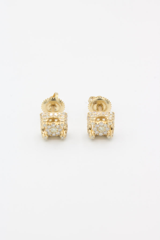 *NEW* 14K 💎Diamond💎 (VS) Earrings JTJ™ - Javierthejewelernyc