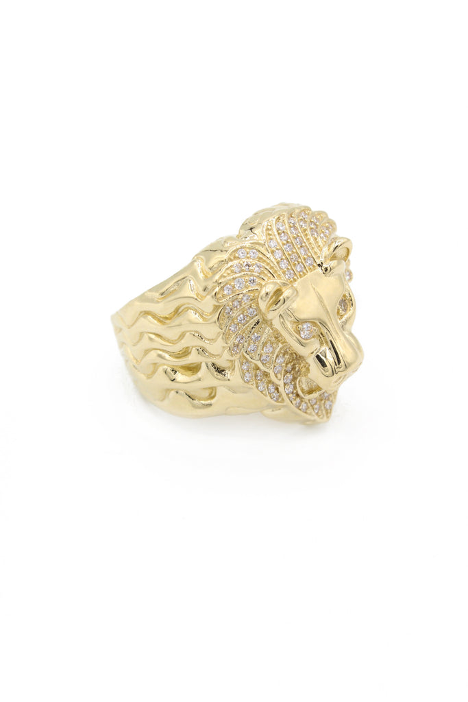 *NEW* 14K Lion Men's Ring JTJ™ - - Javierthejewelernyc