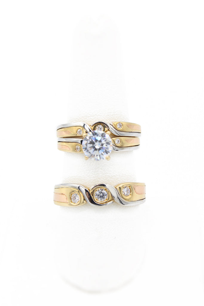 *NEW* 14K Trio Set JTJ™ - - Javierthejewelernyc