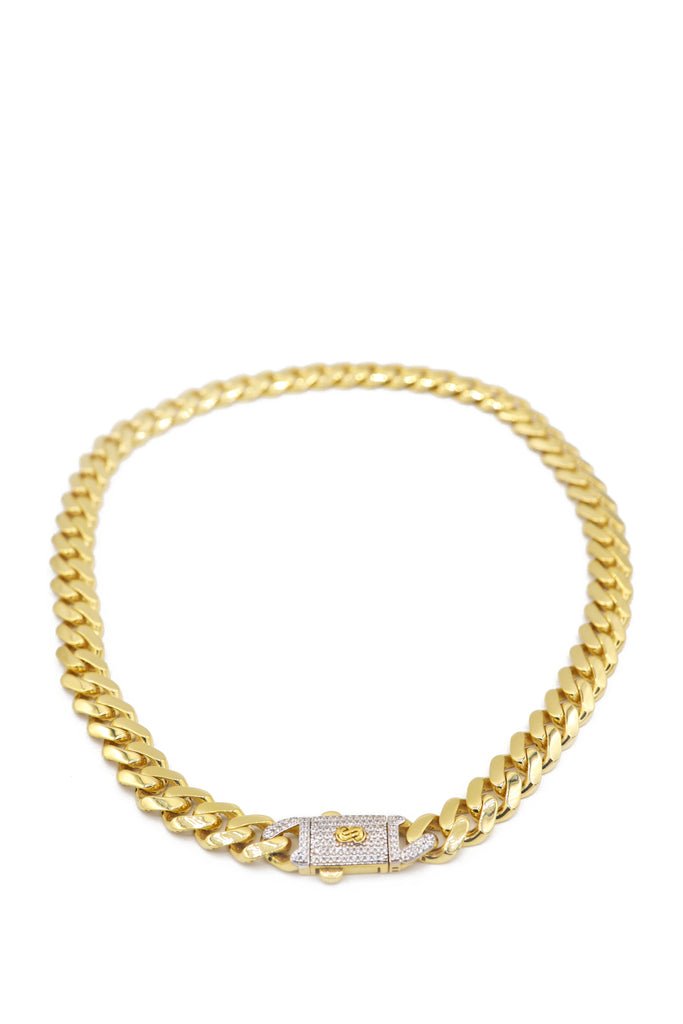 *NEW* 14K Monaco Hollow Choker 14k JTJ™ - - Javierthejeweler