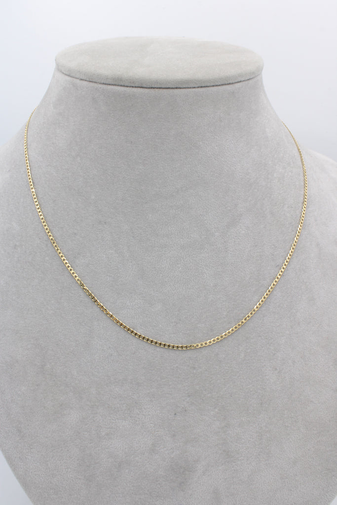 *NEW* 14k Cuban Chain JTJ™ - Javierthejewelernyc