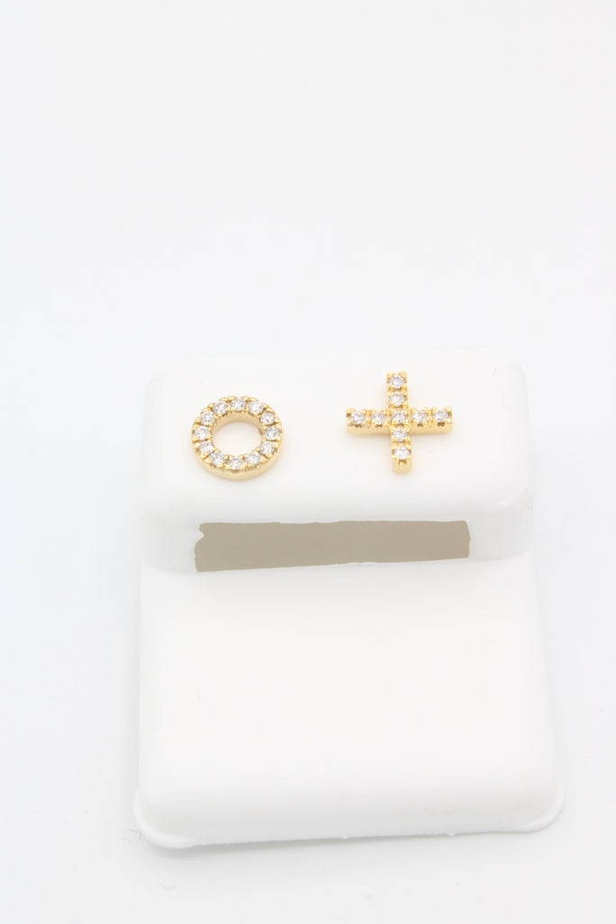 14K XOXO (VVS) Diamonds Earrings JTJ™ - Javierthejewelernyc