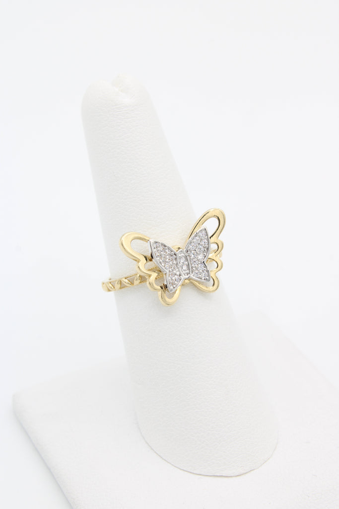 *NEW* 14K Butterfly Woman's Ring JTJ™ - - Javierthejewelernyc