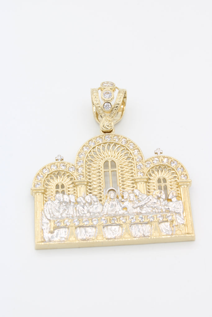 14K Last supper Pendant JTJ™ - Javierthejewelernyc