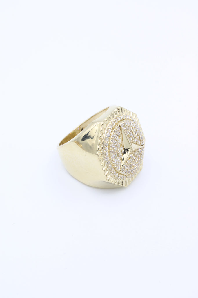 *NEW* 14k Men's Mercedes Ring JTJ™ - Javierthejewelernyc