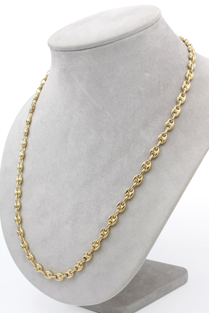 *NEW* 14K Hollow Gucci Chain (Puffed) JTJ™- - Javierthejewelernyc