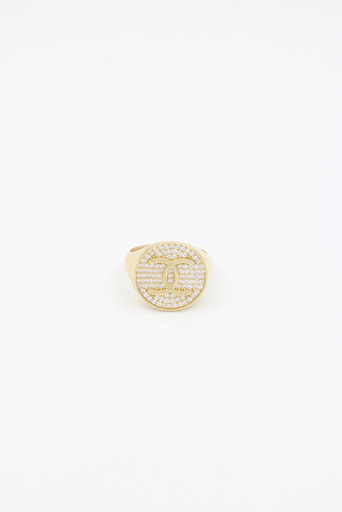 *NEW* 14K Women's Chanell ZC Ring  JTJ™ - Javierthejewelernyc