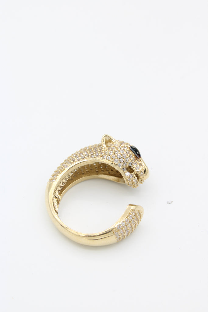 *NEW* 14K Panther Woman's Ring JTJ™ - - Javierthejeweler