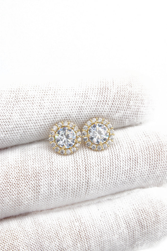 *NEW* 14K Round-Earrings JTJ™ - Javierthejewelernyc