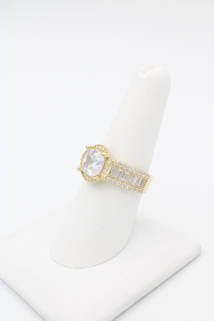 *NEW* 14K (Engagement) Woman's Ring JTJ™ - - Javierthejewelernyc
