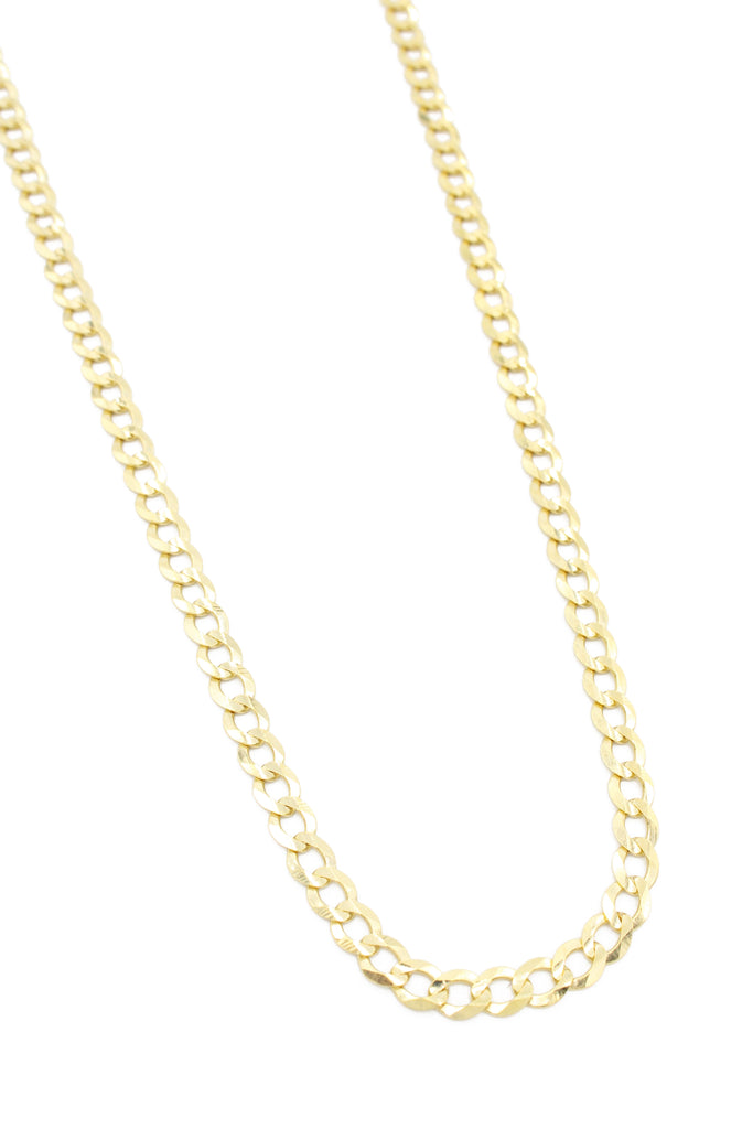 *NEW* 14K Cuban Chain  (22 inches) JTJ™ - Javierthejeweler