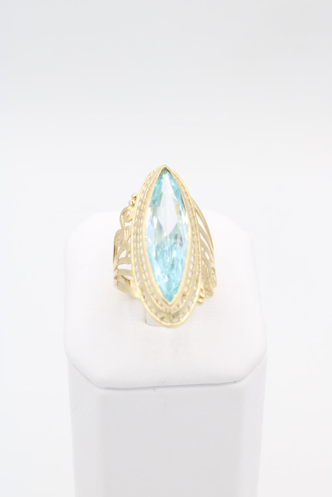 *NEW* 14K Women Ring (Marquis)-JTJ™ - Javierthejeweler