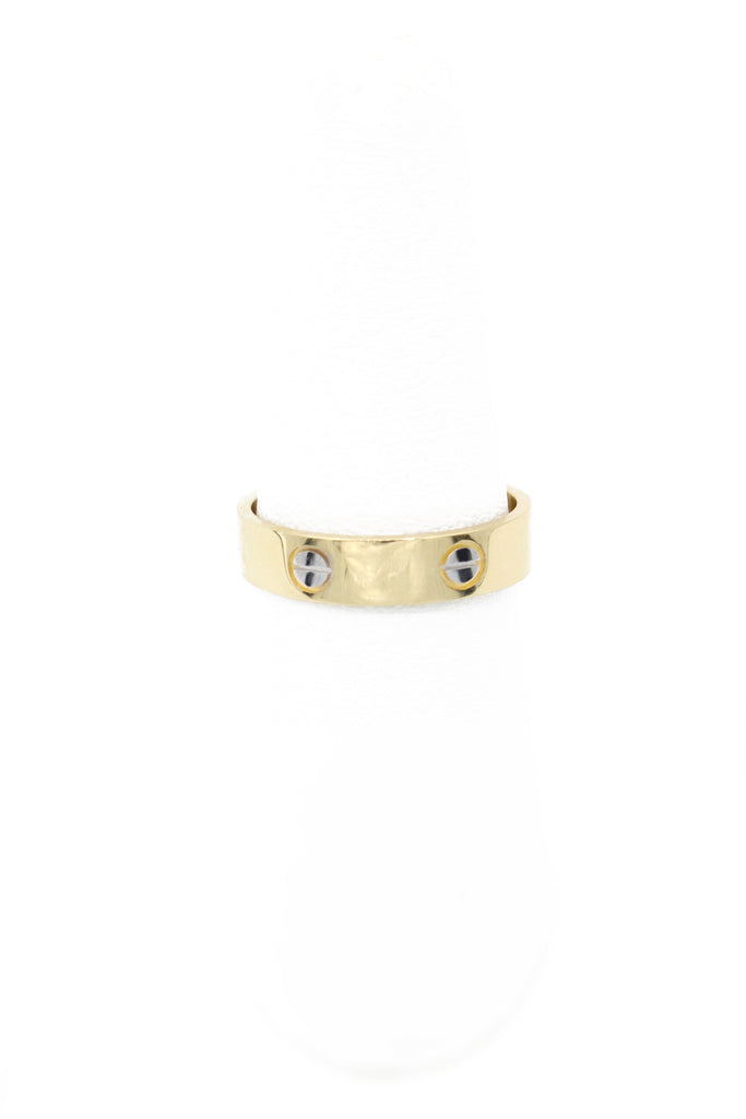 *NEW* 14K  Cartier love Ring (alt.) JTJ™ - - Javierthejewelernyc