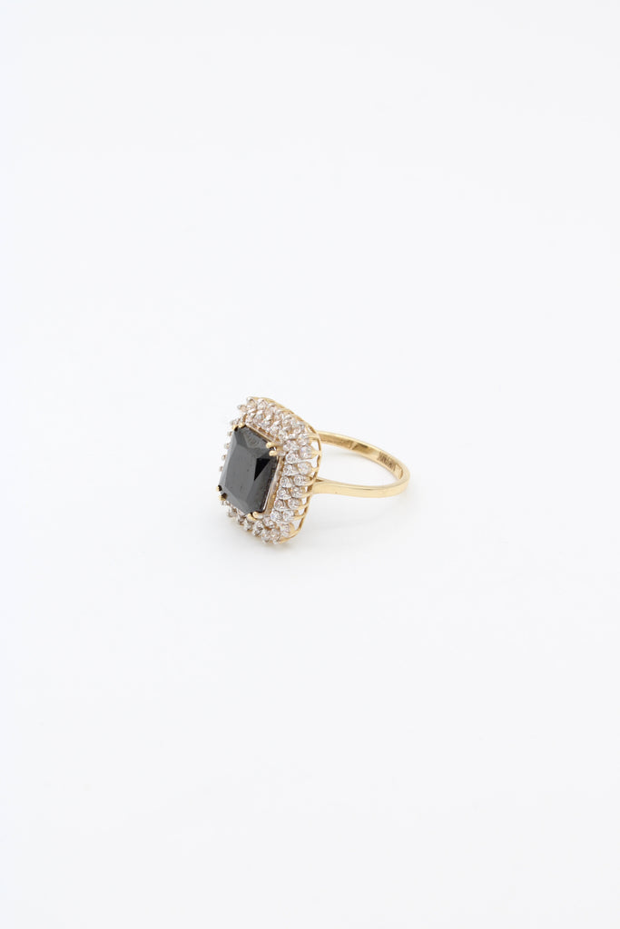14K Woman's Ring (Black) JTJ™ - - Javierthejewelernyc