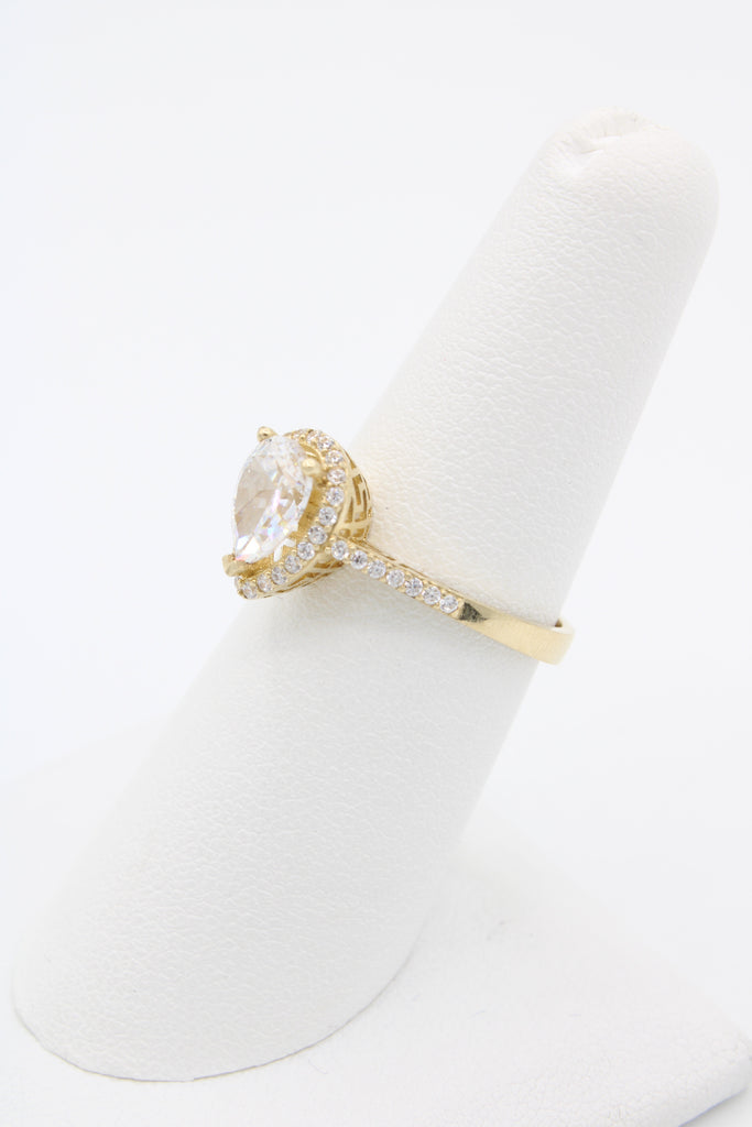 *NEW* 14K Engagement Ring JTJ™ - Javierthejewelernyc