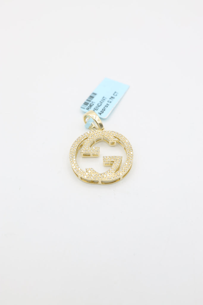 *NEW* 14K 💎Diamond's 💎Pendant (Gucci) JTJ™ - Javierthejewelernyc