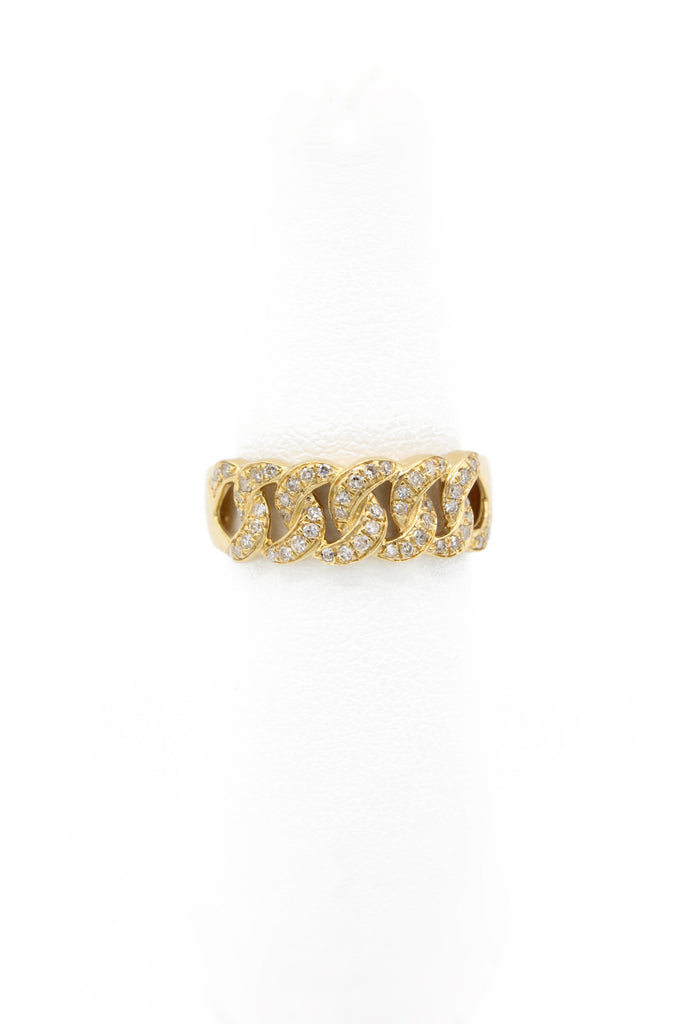 *NEW* 14K Cuban Diamond Rings JTJ™ - Javierthejewelernyc