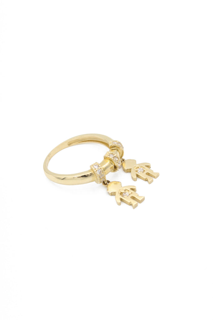 *NEW* 14K (Boys) Woman's Ring JTJ™ - - Javierthejewelernyc