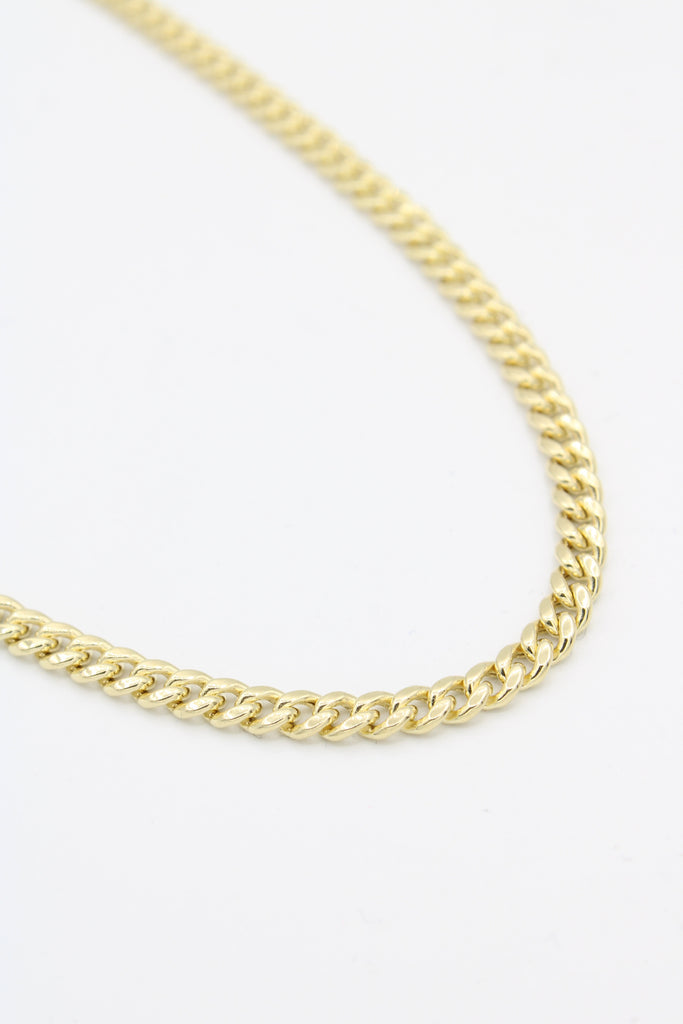 *NEW* 14k Hollow Cuban Chain JTJ™ - Javierthejewelernyc