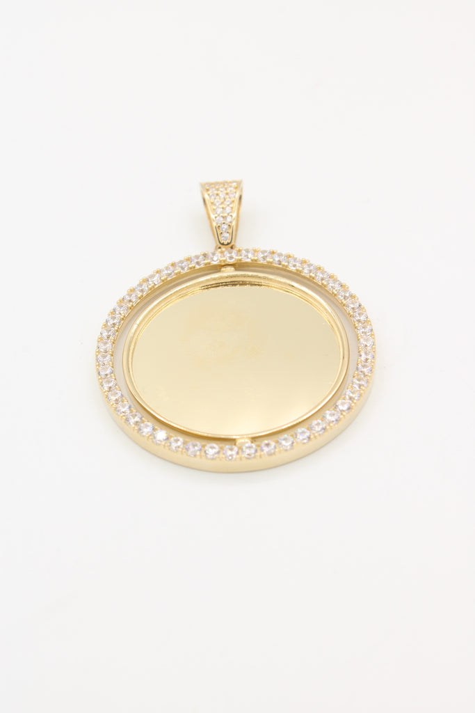 *NEW* 14K Large Picture Pendant (Double picture)JTJ™ - Javierthejewelernyc