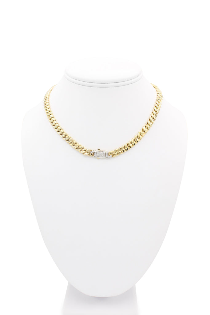 *NEW* 14k Hollow Choker 14k JTJ™ - - Javierthejeweler