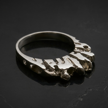 Load image into Gallery viewer, AMBRY Original Solid Silver Crown Ring