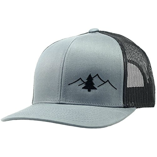 Pine & Mountains - Trucker Hat