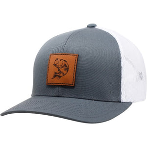 Trucker Hat - Critter Collection: Bass