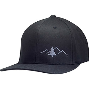 Flexfit Hat - Pine & Mountains