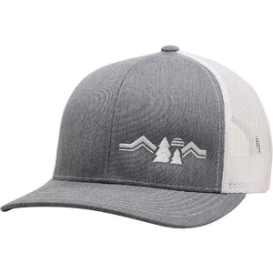 Trucker Hat - Pine & Mountains 2.0