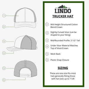 Trucker Hat - GO Outdoors