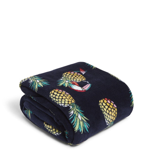 Factory Style Throw Blanket-Toucan Party-Image 1-Vera Bradley