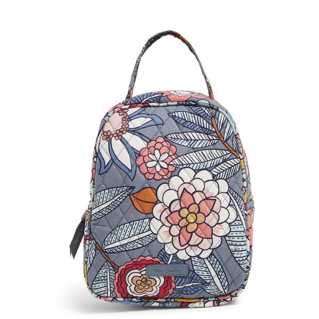 Factory Style Lunch Bunch Bag-Tropical Evening-Image 1-Vera Bradley