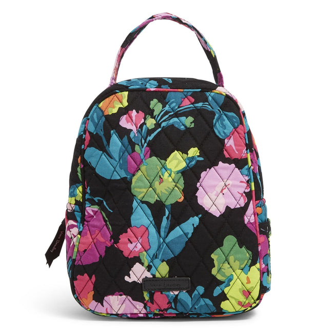 Factory Style Lunch Bunch Bag-Hilo Meadow-Image 1-Vera Bradley