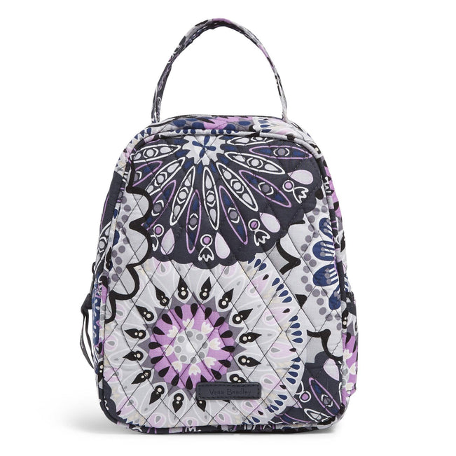 Factory Style Lunch Bunch Bag-Mimosa Medallion-Image 1-Vera Bradley