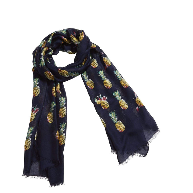 Soft Fringe Scarf-Toucan Party-Image 1-Vera Bradley