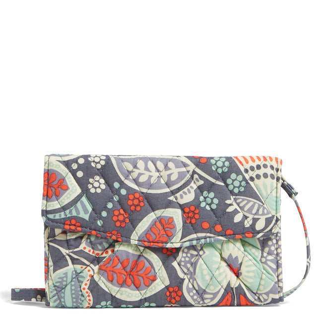 Factory Style Strap Wallet-Nomadic Floral-Image 1-Vera Bradley