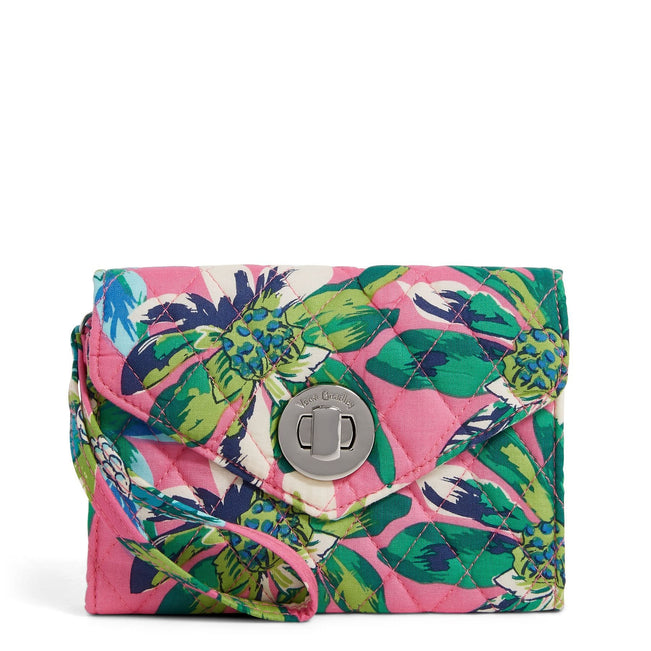 Factory Style Your Turn Smartphone Wristlet-Tropical Paradise-Image 1-Vera Bradley