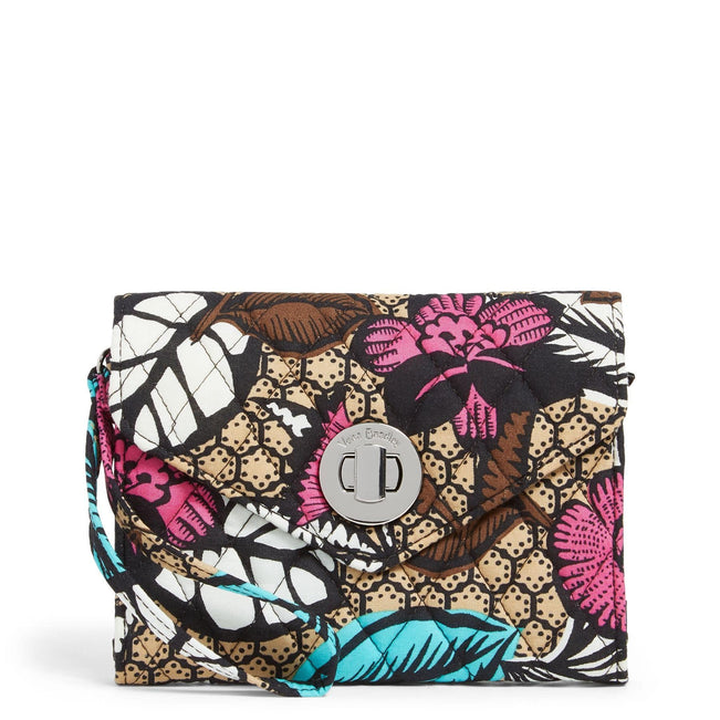 Factory Style Your Turn Smartphone Wristlet-Canyon Road-Image 1-Vera Bradley