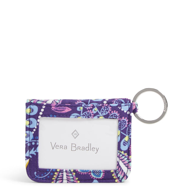 Factory Style Campus Double ID-Batik Leaves-Image 1-Vera Bradley