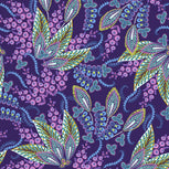 Factory Style Campus Double ID-Batik Leaves-Image 3-Vera Bradley