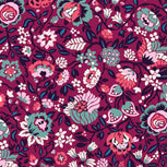 Factory Style Campus Double ID-Bloom Berry-Image 3-Vera Bradley